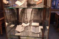 Sir-Charles-Lyell-Bt-Notebooks-Appeal-Celebration-The-Geological-Society-Burlington-House-Piccadilly-London-28th-February-2020-The-Notebooks-on-Display-1